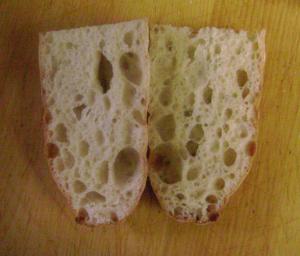 baguette-crumb